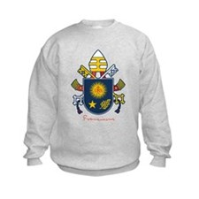 Pope Francis coat of Arms Sweatshirt