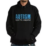 Autism Expect the Unexpected puzzle Hoody
