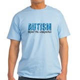 Autism Expect the Unexpected puzzle T-Shirt