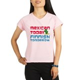 Mexican Today Finnish Tomorrow Peformance Dry T-Sh