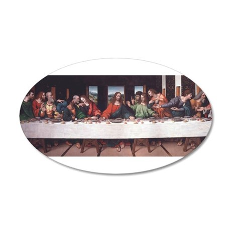 The Lords Last Supper Wall Decal