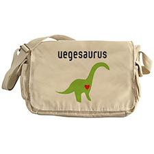 vegesaurus Messenger Bag