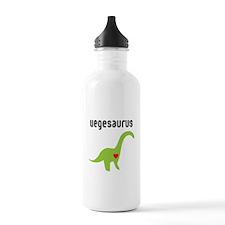vegesaurus Water Bottle