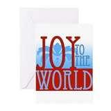 Joy to the World Greeting Cards (Pk of 10)