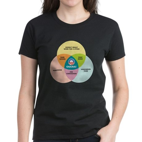 Obama Venn Diagram T-Shirt