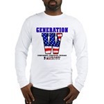 Long Sleeve T: Generation W<br>(front)