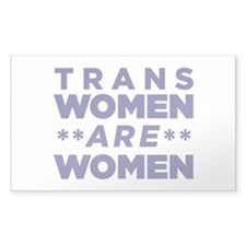 Trans Women Are Women Decal