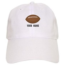 Personalized Football Baseball Cap