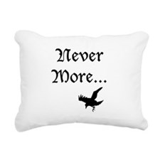 nevermore.png Rectangular Canvas Pillow