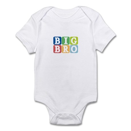 Big Bro Infant Bodysuit