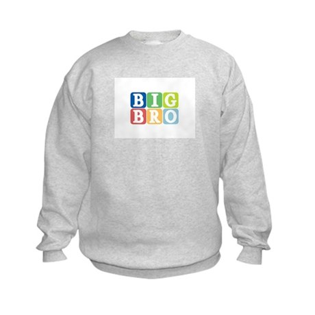 Big Bro Kids Sweatshirt