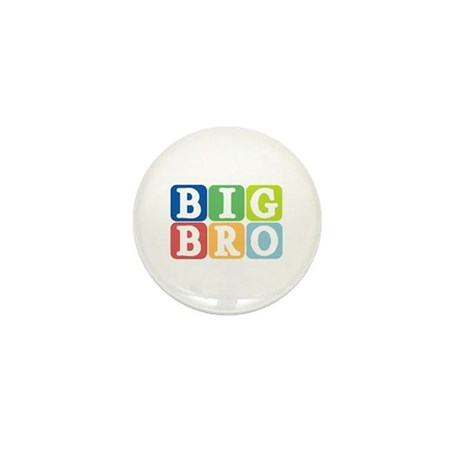 Big Bro Mini Button