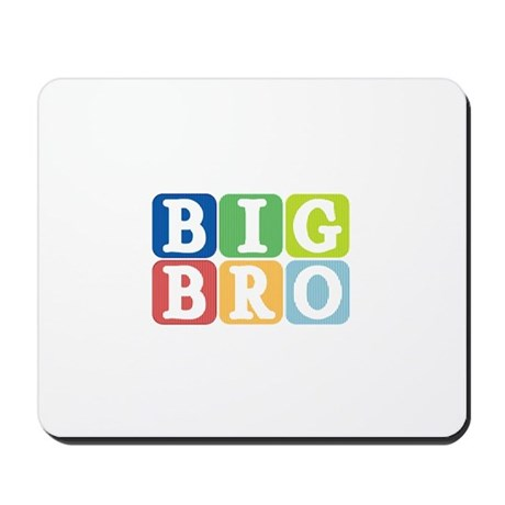 Big Bro Mousepad