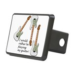 playingmyguitar.png Rectangular Hitch Cover