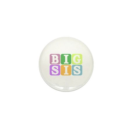 Big Sis Mini Button