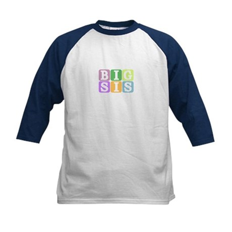 Big Sis Kids Baseball Jersey