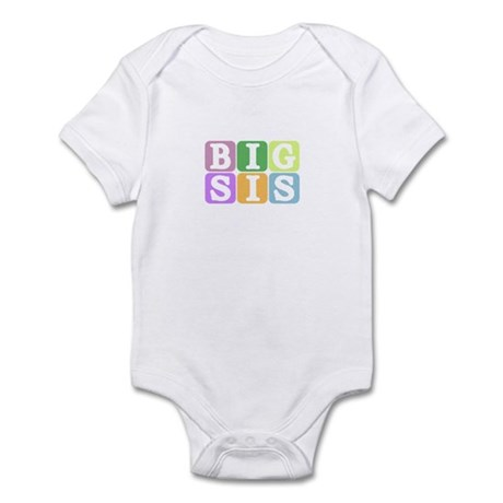 Big Sis Infant Bodysuit