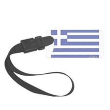 flag-greece.PNG Luggage Tag