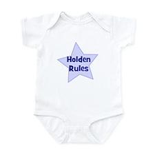 Holden Rules Infant Bodysuit
