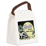 florids.png Canvas Lunch Bag