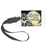 florids.png Large Luggage Tag