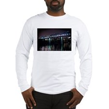 Walnut Street Bridge Long Sleeve T-Shirt