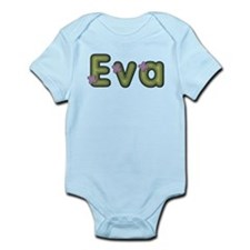 Eva Spring Green Body Suit