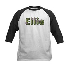 Ellie Spring Green Baseball Jersey