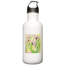 Miniature Gingerbread Iris Water Bottle