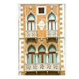Building in Venice Postcards (Package of 8)