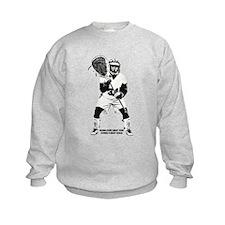 Behind Every Great Team Sweatshirt