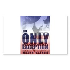 The Only Exception cover Bumper Stickers