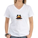 Behind Every Great Team Kid's All Over Print T-Shi
