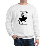 Save a Horse Sweater