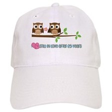 Owl 25th Anniversary Baseball Cap
