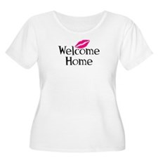 Welcome Home Plus Size T-Shirt