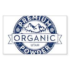 Utah Powder Decal