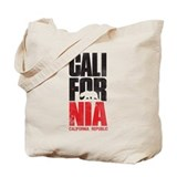 CALI-FOR-NIA Tote Bag