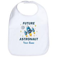 Future Astronaut - Personalized Bib