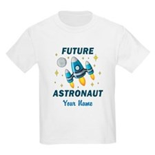 Future Astronaut - Personalized T-Shirt