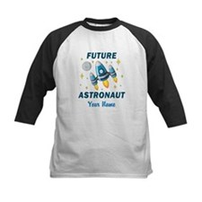 Future Astronaut - Personalized Baseball Jersey