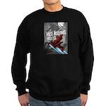 Sci Fi Red Riding Hood Sweatshirt (dark)