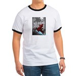 Sci Fi Red Riding Hood Ringer T