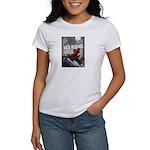Sci Fi Red Riding Hood Women's T-Shirt