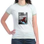 Sci Fi Red Riding Hood Jr. Ringer T-Shirt