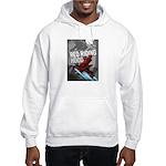 Sci Fi Red Riding Hood Hooded Sweatshirt