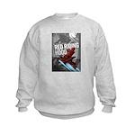 Sci Fi Red Riding Hood Kids Sweatshirt