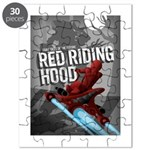 Sci Fi Red Riding Hood Puzzle