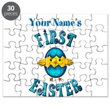 First Easter Personalized Puzzle
