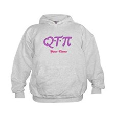 Q T Pi - Cutie Pie - Personalized! Hoodie